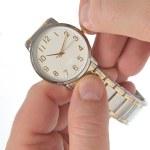 Wristwatch — Stock Photo #3362046
