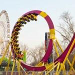 Park amusement — Stock Photo