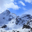 "Mount ""peak of Germogenov"" — ストック写真"