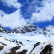 Mount Cheget — Stock Photo