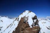 Ascensione in cima — Foto Stock
