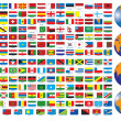 Royalty-Free Stock Vector Image: Flags