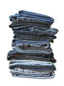 Vikta jeans — Stockfoto