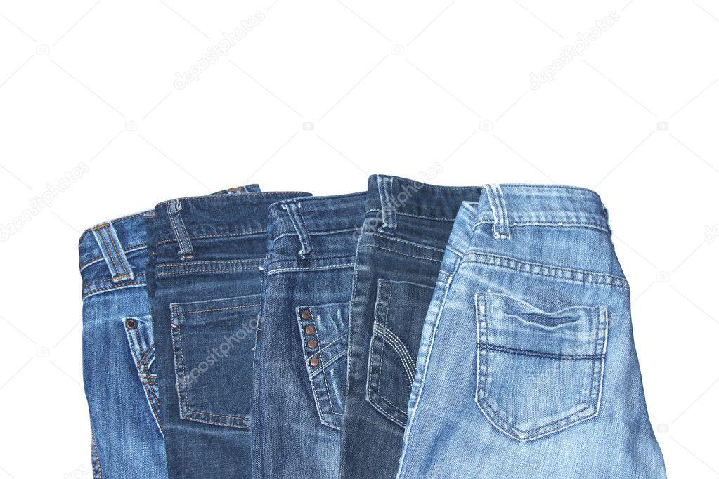 牛仔裤 — 图库照片08romul-2009#3019406