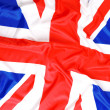 UK Flag Union Jack — Foto Stock