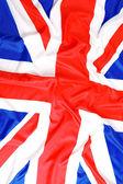 Reino unido bandeira estrelada — Foto Stock