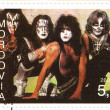Foto de Stock  : Americrock band Kiss
