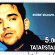 ������, ������: Singer Robbie Williams
