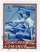 John Fitzgerald Kennedy — Stok fotoğraf