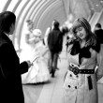 Her dreams - wedding — Stock Photo #2860749