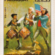 American revolution bicentennial — Stock Photo