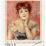 Постер, плакат: Picture of artist Renoir