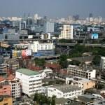 Bangkok street, Thailand — Stock Photo #2869716