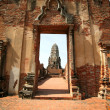 Ruins of Ayutthaya — Stock Photo