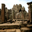 Bayon Temple at Angkor Thom, Cambodia — Stock Photo
