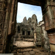 Bayon Temple at Angkor Thom, Cambodia — Stock Photo #2874021