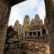 Bayon Temple at Angkor Thom, Cambodia — Stock Photo #2874272