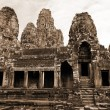 Bayon Temple at Angkor Thom, Cambodia — Stock Photo #2874335