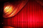 Retro elegant theater — Stock Photo