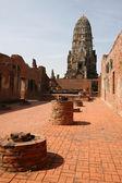 Ruins of Ayutthaya — Stock Photo