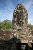 Bayon Temple at Angkor Thom — Stock Photo