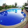 Pool in resort — Stock Photo #2880007