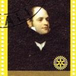 Sir John Franklin — Stock Photo