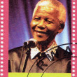 Nelson Mandela - Stock Photo