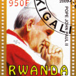 Pope John Paul II — Stock Photo #2885686