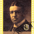 Sir Ernest Shackleton — Stockfoto