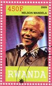 Nelson Mandela — Stock Photo