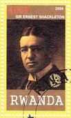 Sir Ernest Shackleton — Stock Photo