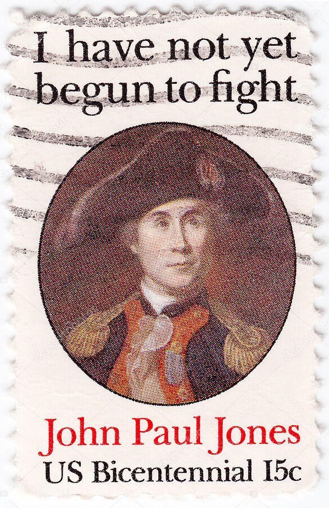an essay on the revolutionary war and john paul jones