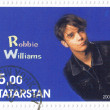 Постер, плакат: Singer Robbie Williams