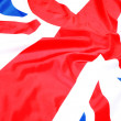 UK Flag Union Jack - Stock Photo