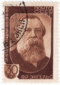 Friedrich Engels — Stock Photo