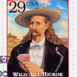 Wild Bill Hickok - Stock Photo