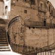 Stock Photo: Old Italy ,Sicily, Ragusa city