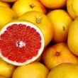 Red Sicilian Oranges - Stock Photo