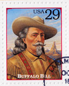 Buffalo Bill — Stock Photo