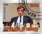 Boris wassiljewitsch spasski — Stockfoto