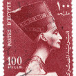 Queen Nefertiti — Stock Photo