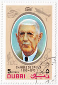 Charles De Gaulle — Stock Photo