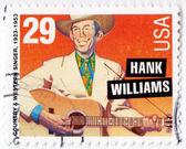 Hank Williams — Stock Photo