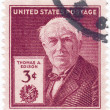 Thomas Edison — Stock Photo