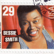 Jazz singer Bessie Smith — Stock Photo