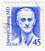 Harvey Cushing American surgeon — Stock Photo
