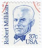 Robert Andrews Millikan — Stock Photo