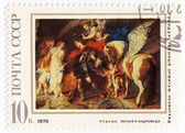 Perseus and Andromeda of painter Rubens — Stock Photo