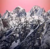 Elbrus berggebied — Stockfoto